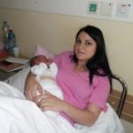 prva beba,naslovna