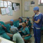 dr Rejli u razgovoru sa mitrovačkim anesteziolozima